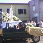 ARRIVO A SINDIA